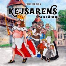 Cover for Kejsarens nya kläder