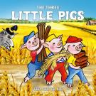 Cover for The Three Little Pigs