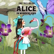 Cover for Alice in Wonderland