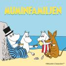 Cover for Muminfamiljen