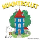 Cover for Mumintrollet