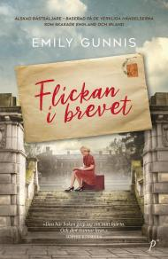 Cover for Flickan i brevet