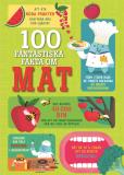 Cover for 100 fantastiska fakta om mat