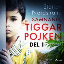 Cover for Samnang, tiggarpojken - del 1