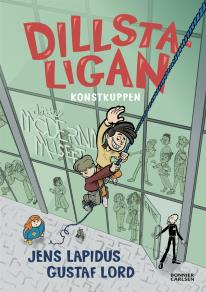 Cover for Dillstaligan: Konstkuppen