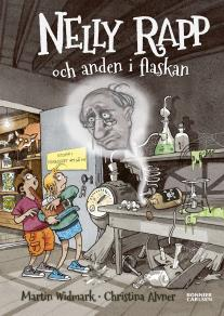 Cover for Nelly Rapp och anden i flaskan