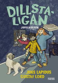 Cover for Dillstaligan: Juvelkuppen