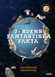 Cover for Jordens fantastiska fakta : Samlingsvolym