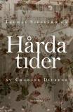 Cover for Om Hårda tider av Charles Dickens
