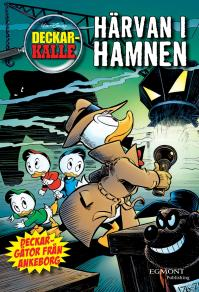 Cover for Härvan i hamnen
