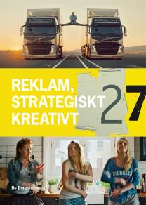Cover for Reklam, strategiskt kreativt
