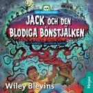 Cover for Lilla skräckbiblioteket 8: Jack och den blodiga bönstjälken