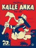 Cover for 70 år med Kalle Anka & C:o