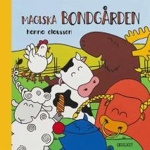 Cover for Magiska bondgården