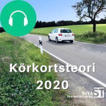 Cover for Körkortsteori 2020: den senaste körkortsboken