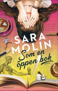 Cover for Som en öppen bok