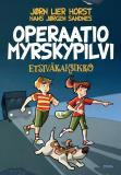 Cover for Operaatio Myrskypilvi