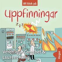 Cover for Bli klok på: Uppfinningar