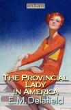 Cover for The Provincial Lady in America