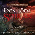 Cover for Den röda spiran