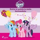 Cover for My Little Pony - Koiria ja poneja ja muita kertomuksia