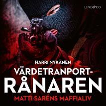 Cover for Värdetransportrånaren