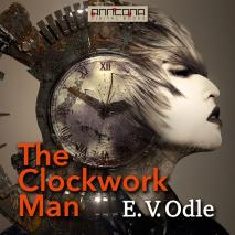 Cover for The Clockwork Man