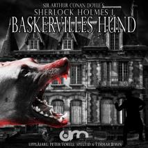 Cover for Baskervilles hund