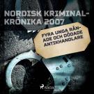 Cover for Fyra unga rånade och dödade antikhandlare