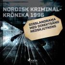 Cover for Gisslandrama med direktsänd nedskjutning
