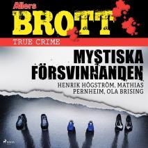 Cover for Mystiska försvinnanden