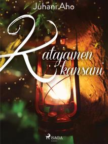 Cover for Katajainen kansani