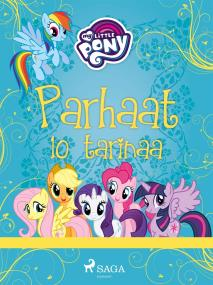 Cover for My Little Pony - Parhaat 10 tarinaa