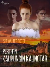Cover for Perth'in kaupungin kaunotar
