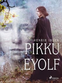 Cover for Pikku Eyolf
