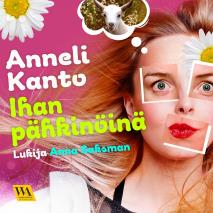 Cover for Ihan pähkinöinä