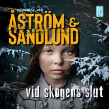 Cover for Vid skogens slut
