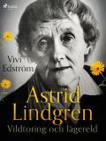 Cover for Astrid Lindgren: Vildtoring och lägereld