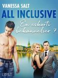 Cover for All inclusive - En eskorts bekännelser 7