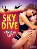 Cover for Skydive - erotisk novell