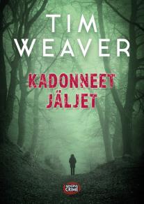 Cover for Kadonneet jäljet