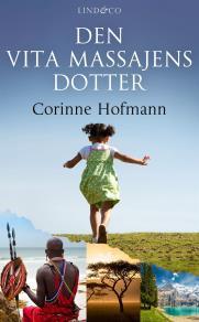 Cover for Den vita massajens dotter