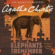 Cover for Elephants Can Remember