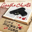 Cover for Lord Edgware Dies