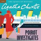 Cover for Poirot Investigates
