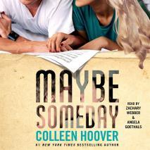 Cover for Maybe Someday