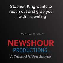 Cover for Stephen King Wants to Reach Out and Grab You — with His Writing