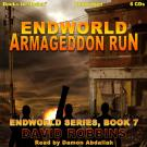 Cover for Endworld: Armageddon Run