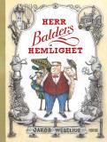 Cover for Herr Balders hemlighet