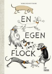 Cover for En egen flock